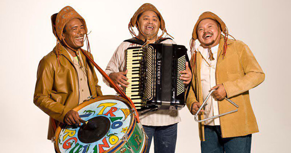 Trio Virgulino realiza show no palco do Canto da Ema Eventos BaresSP 570x300 imagem
