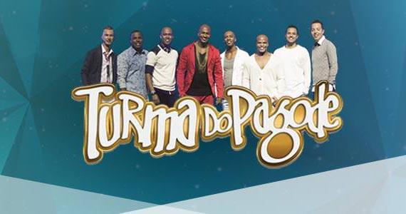 Turma do Pagode apresenta seus sucessos em show no Club A São Paulo Eventos BaresSP 570x300 imagem