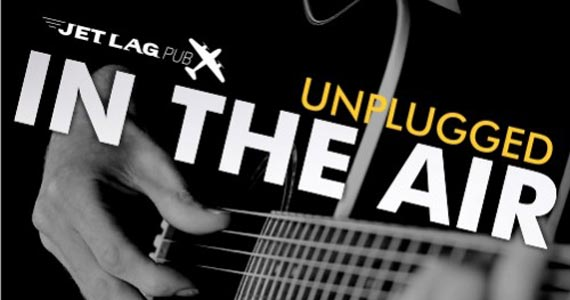 Unplugged In The Air com show da dupla Dose Akústica no palco do Jet Lag Pub Eventos BaresSP 570x300 imagem