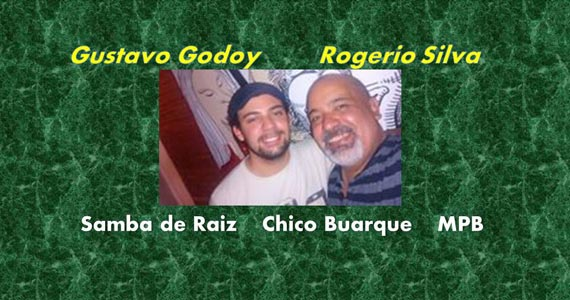 Noites de Chico Buarque com Rogerio Silva e Gustavo Godoy sexta no Umbabarauma Eventos BaresSP 570x300 imagem