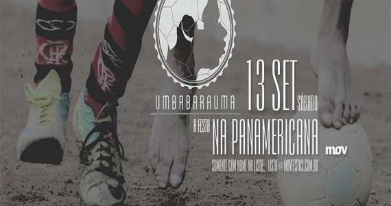 Umbabarauma comemora 1 ano com festa especial de aniversário e convidados Eventos BaresSP 570x300 imagem