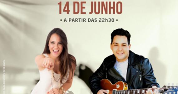 Thainá Cardoso e Rodrigo Freitas se apresentam neste sábado na balada Villa Mix Eventos BaresSP 570x300 imagem