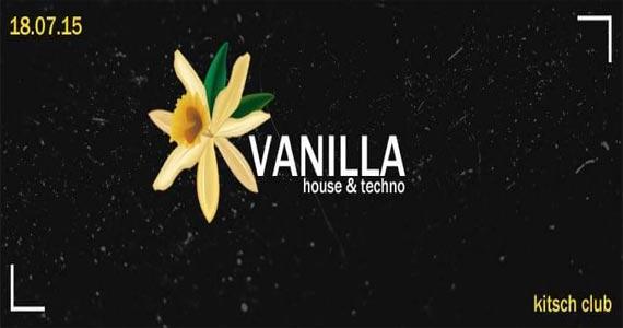 O Kitsch Club realiza a Festa Vanilla Party com muitas atrações para galera Eventos BaresSP 570x300 imagem