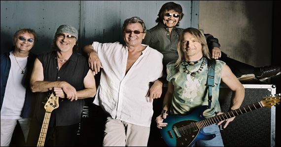 Acontece no palco do Via Funchal show de tributo as bandas Deep Purple e Rainbow Eventos BaresSP 570x300 imagem