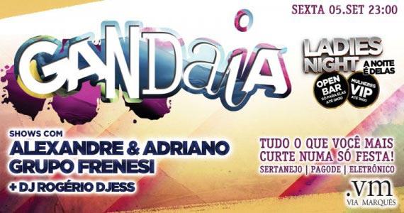 Festa Gandaia com Bred & Breno e Rodrigo Fela nesta sexta no Via Marquês Eventos BaresSP 570x300 imagem
