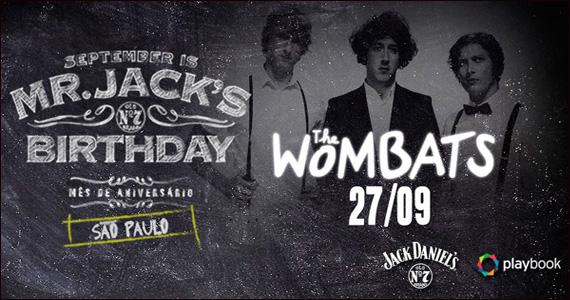 Mr. Jack's Birthday acontece no Via Marquês comemorando o aniversário de Jack Daniel's Eventos BaresSP 570x300 imagem