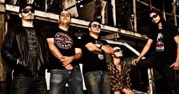 Banda Via Rock embala a noite da galera no Cadillac Vintage Bar Eventos BaresSP 570x300 imagem
