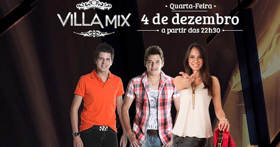Apresentação da dupla Geovany Reis & Fabrício e cantora Thainá Cardoso no Villa Mix - Rota do Rock Eventos BaresSP 570x300 imagem