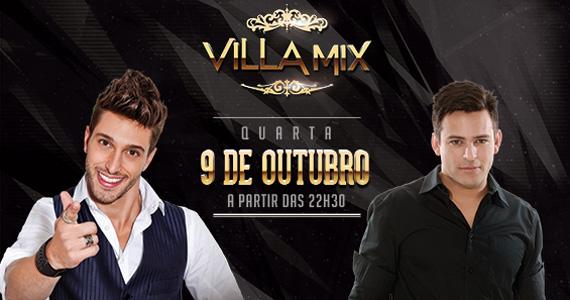 Apresentação de Roberto Maia na Villa Mix nesta quarta Eventos BaresSP 570x300 imagem