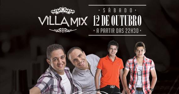 Duplas Dom Caetano & Rafael e Geovany Reis & Fabrício se apresentam no Villa Mix Eventos BaresSP 570x300 imagem