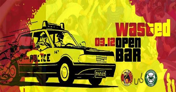 Lab Club realiza a Festa Wasted com apresentação da bateria Batéri Eventos BaresSP 570x300 imagem