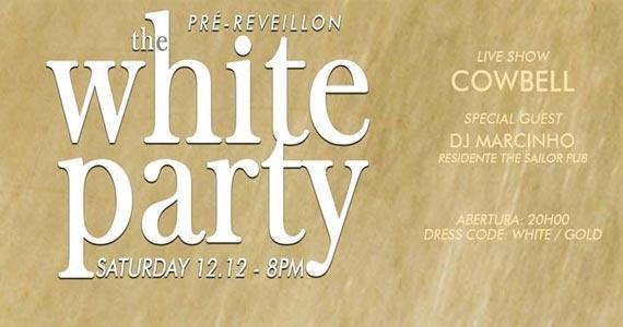 Jet Lag realiza a White Party com show da banda Cowbell e convidados Eventos BaresSP 570x300 imagem