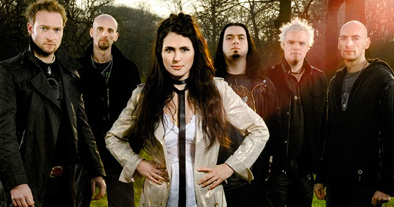 Show Within Temptation no Audio Club