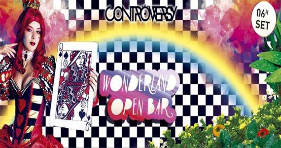 Blitz Haus apresenta a Controversy Party Edição Wonderland com muitas atrações Eventos BaresSP 570x300 imagem