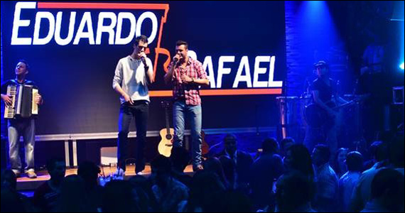 Wood's recebe no sábado os sucessos da dupla Eduardo & Rafael Eventos BaresSP 570x300 imagem