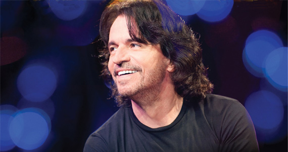 Ícone da música New Age, Yanni volta para apresentação no Credicard Hall Eventos BaresSP 570x300 imagem