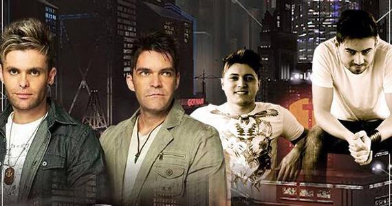 Caio & Carlinhos e Mateus & Natham comandam a sexta-feira do Yes Brasil Pub Eventos BaresSP 570x300 imagem