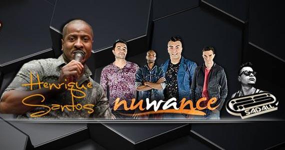 Grupo Nuwance, Henrique Santos e DJ Sadall animam a quarta-feira do Yes Brasil Pub Eventos BaresSP 570x300 imagem