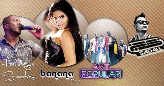 Yes Brasil Pub recebe Henrique santos, Banana Split, Art popular e DJ Sadal nesta quarta-feira Eventos BaresSP 570x300 imagem