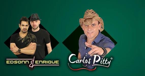 Dupla Edsonn & Enrique e Carlos Pitty animam a noite de sábado do Yes Brasil Pub Eventos BaresSP 570x300 imagem