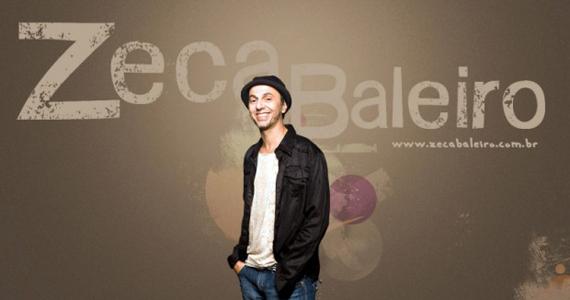 O cantor e compositor Zeca Baleiro apresenta o seu show 'Piano' no Tom Jazz Eventos BaresSP 570x300 imagem