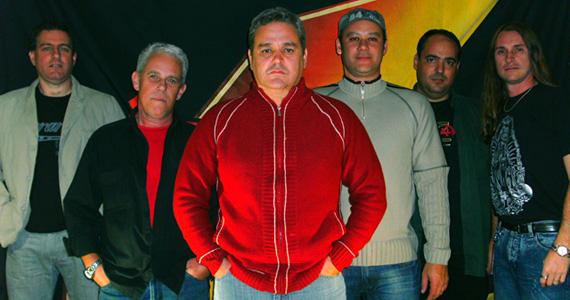 Banda Zábbada's se apresenta no palco do Villa Pizza Bar Eventos BaresSP 570x300 imagem