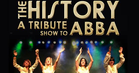 O show 'Abba The History' acontece no Teatro das Artes SP nesta quinta-feira Eventos BaresSP 570x300 imagem
