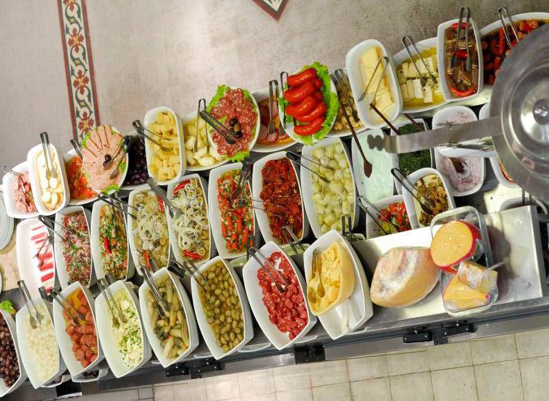 Balcão de acepipes para este domingo no cardápio do Elidio Bar Eventos BaresSP 570x300 imagem