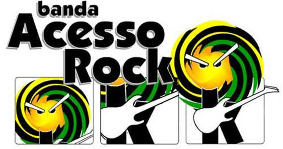 Kabala Pub Tatuapé recebe o pop rock da banda Acesso Rock nesta sexta Eventos BaresSP 570x300 imagem