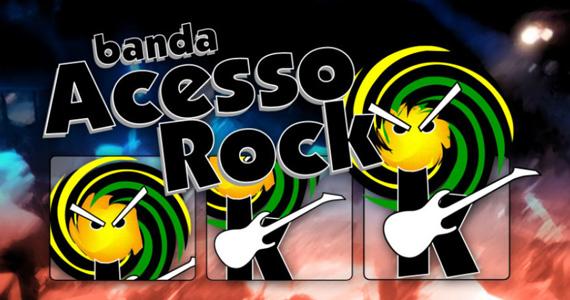 Banda Acesso Rock sobe ao palco do Willi Willie Bar e Arqueria  Eventos BaresSP 570x300 imagem