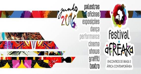 Festival Afreaka acontece em São Paulo com programação cultural nos quatro cantos da cidade Eventos BaresSP 570x300 imagem