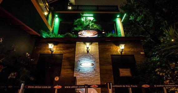 Akbar Lounge & Disco recebe a Noite da Vodka nesta sexta-feira Eventos BaresSP 570x300 imagem