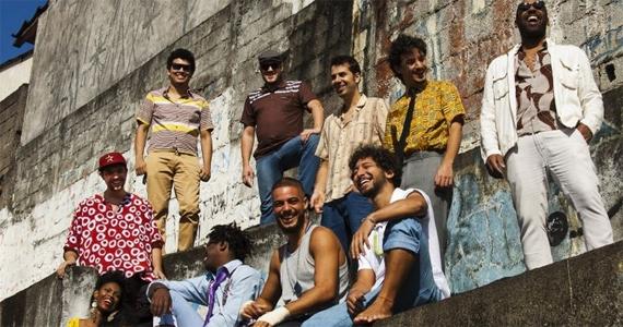 Sesc Pompeia recebe os batuques do grupo Aláfia nesta terça-feira Eventos BaresSP 570x300 imagem