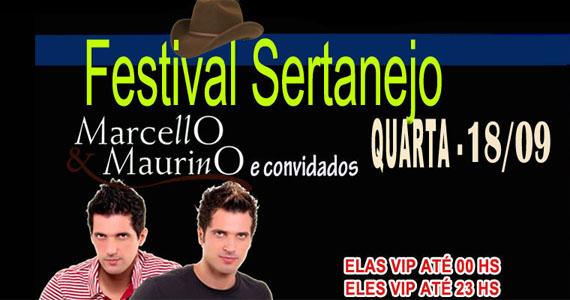 A Lanterna tem Festival Sertanejo com Marcello & Maurino nesta quarta-feira Eventos BaresSP 570x300 imagem