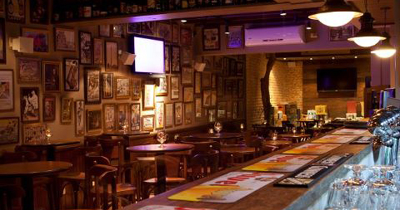 Nesta sexta-feira tem Gouden Carolus Classic no The Ale House Pub Eventos BaresSP 570x300 imagem