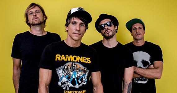 Banda Aliados lança a turnê Inoxidável em show no Loop Music em Santo André Eventos BaresSP 570x300 imagem