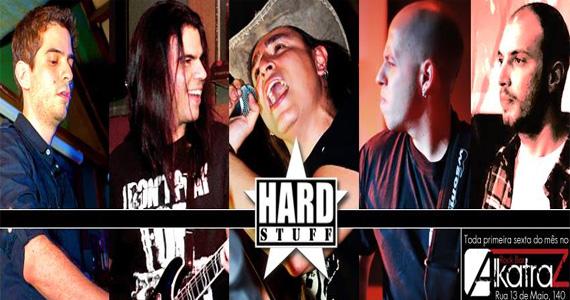 Alkatraz recebe a banda Hardstuff para animar a noite de sexta-feira - Rota do Rock Eventos BaresSP 570x300 imagem
