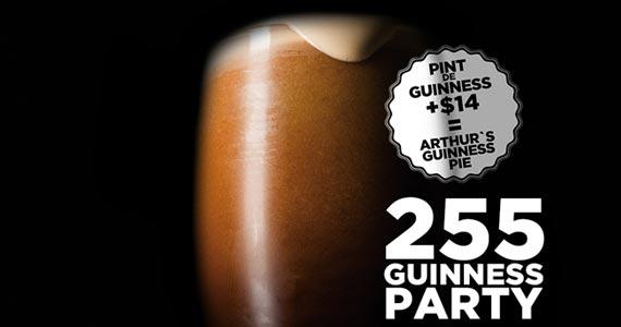 All Black celebra na quarta-feira o aniversário da Guinness  Eventos BaresSP 570x300 imagem