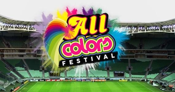 Allianz Parque apresenta o All Colors Festival com shows de Mc Gui, Guimê, Aliados e mais Eventos BaresSP 570x300 imagem