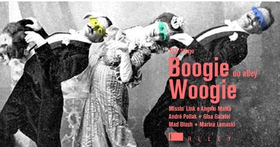 Alley Club tem festa Boogie Woogie agitando a noite de sexta-feira Eventos BaresSP 570x300 imagem