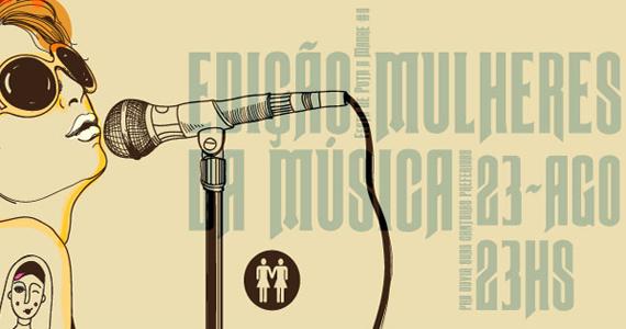 Alley Club tem festa com especial Mulheres da Música nesta sexta-feira Eventos BaresSP 570x300 imagem