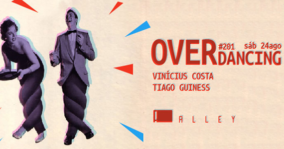 Overdancing agita noite de sábado no Alley Club, na Barra Funda Eventos BaresSP 570x300 imagem