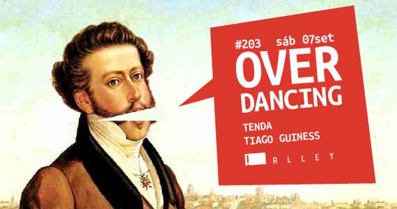 Overdancing recebe os DJs Tenda e Tiago Guiness neste sábado no Alley Club Eventos BaresSP 570x300 imagem