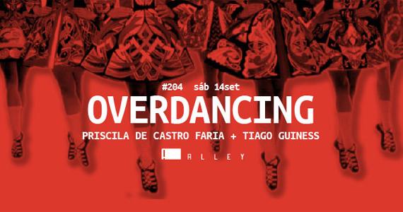 Alley Club agita a noite de sábado com mais uma edição da Overdancing Eventos BaresSP 570x300 imagem