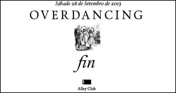 Overdancing Fin embala a última festa do Alley Club neste sábado Eventos BaresSP 570x300 imagem