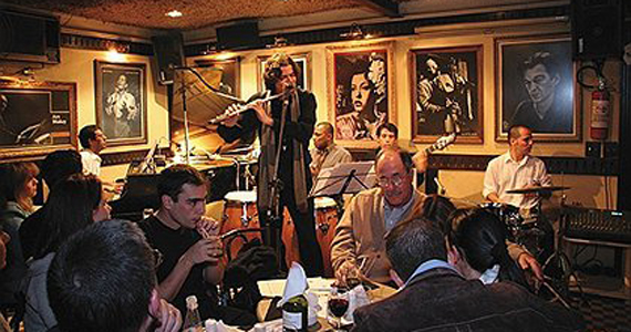 All Of Jazz recebe show de Ivan Melillo Quarteto nesta segunda-feira Eventos BaresSP 570x300 imagem
