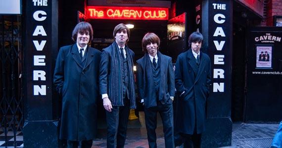 All You Need Is Love maior cover dos Beatles da América Latina se apresenta no Bar Charles Eventos BaresSP 570x300 imagem