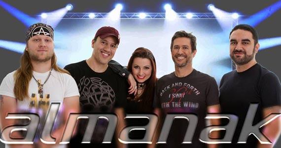 Banda Almanak embala a noite de sexta-feira no bar Metrópolis - Rota do Rock Eventos BaresSP 570x300 imagem