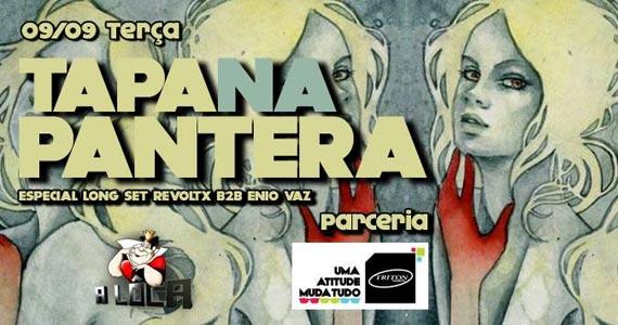 A Lôca recebe mais uma edição da festa Tapa Na Pantera nesta terça-feira Eventos BaresSP 570x300 imagem