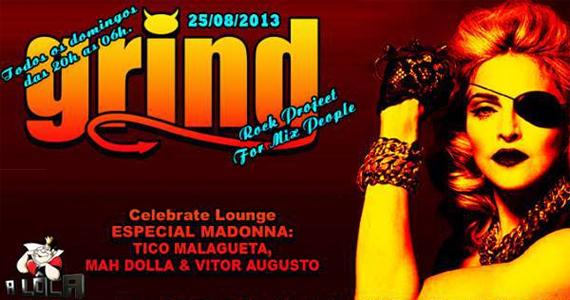 Grind deste domingo tem DJs convidados e especial Madonna Eventos BaresSP 570x300 imagem